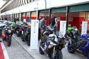 Rennstrecken Ausflug Misamo mit Valentino Rossi als Gast